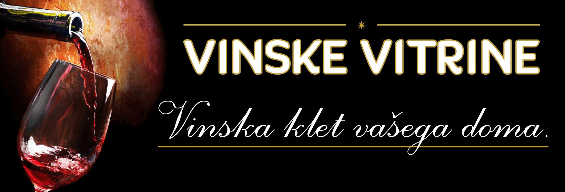 VINSKE VITRINE