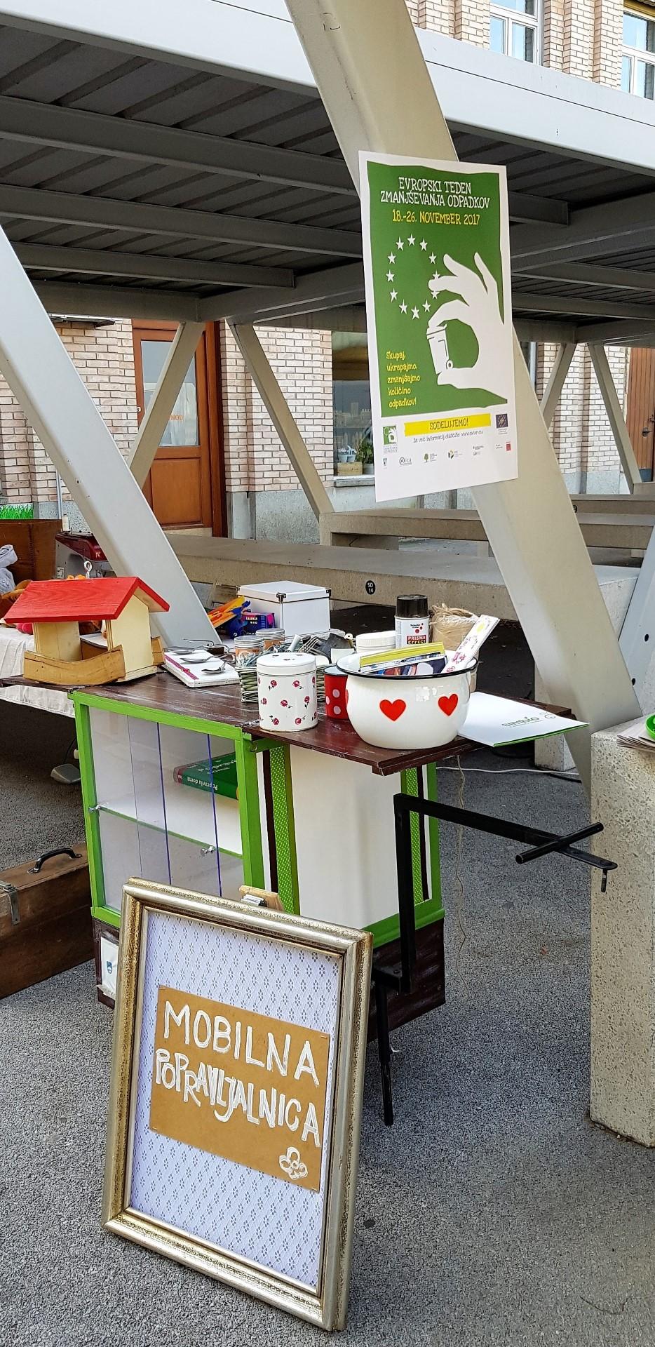Evropski teden zmanjševanja odpadkov v Celju