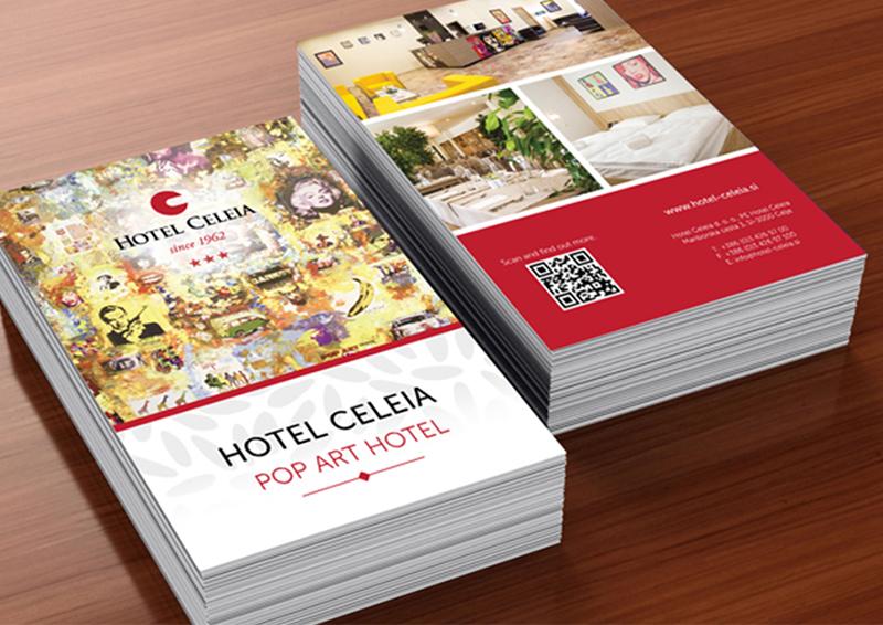 Agencija7, grafično oblikovanje tiskovin in spletnih strani