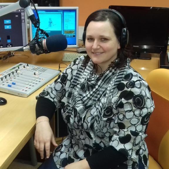 Natalija Fajfar (moderatorka)
