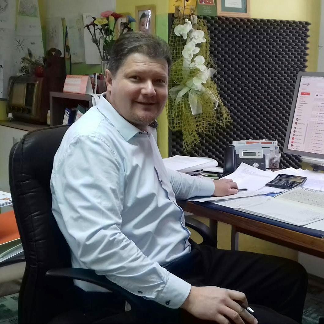 Peter Kirič (direktor in odgovorni urednik)