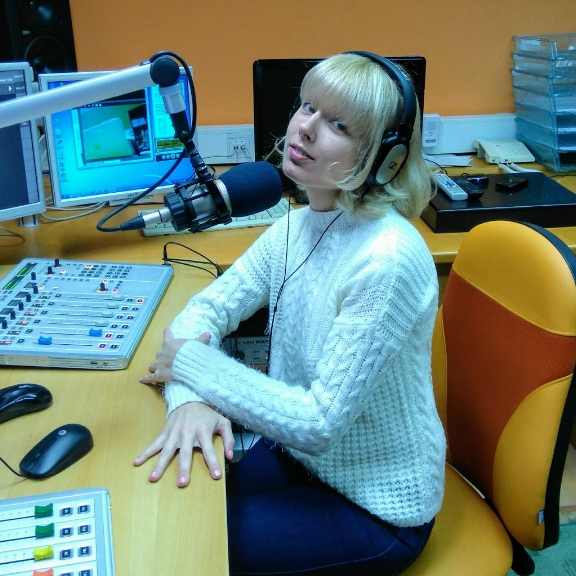 Urška Maučič (novinarka in moderatorka)