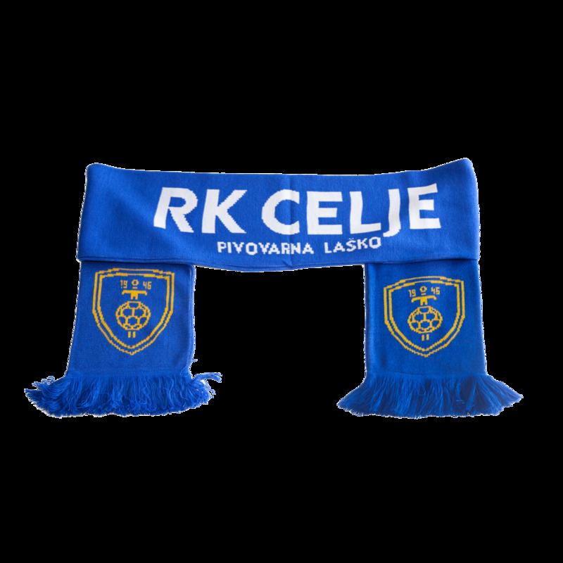 Scarf RK Celje - blue