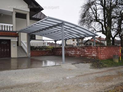 Grom A. (Terrassenüberdachung und Carport für Autos)