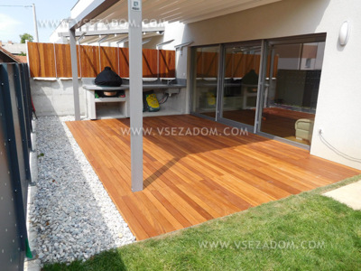Kovač M. (lesena terasa + lesena stena)