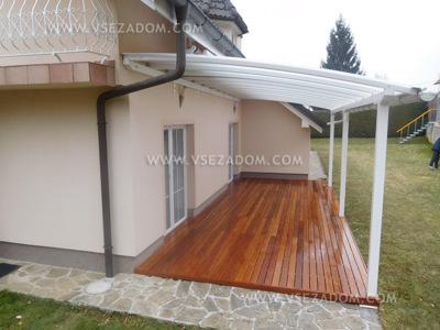 Furman R. (nadstresek + lesena terasa)