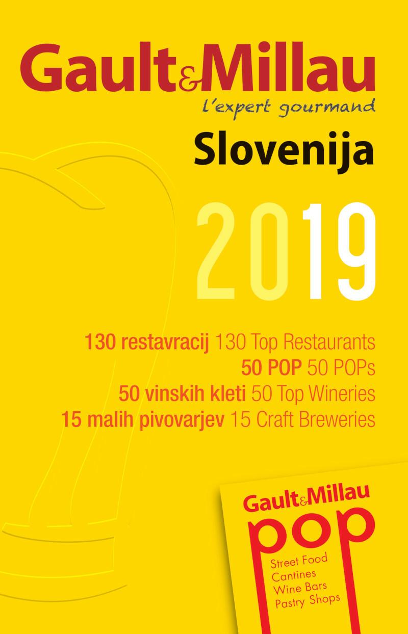 Risultati immagini per gault&millau slovenija 2019